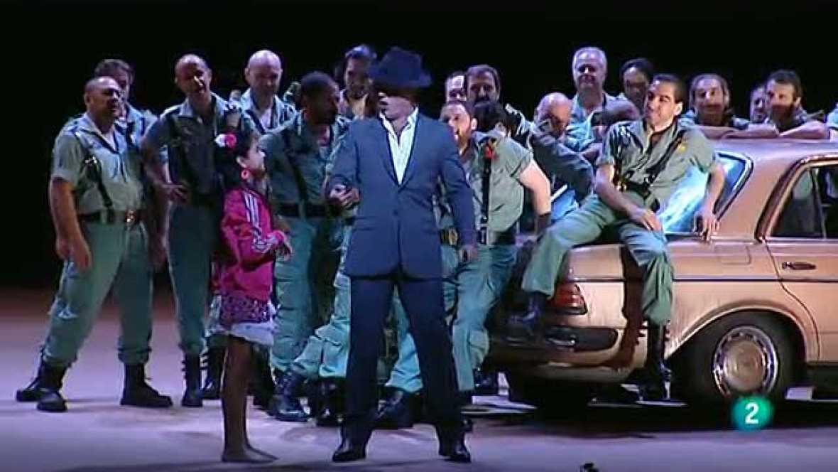 La ópera 'Carmen' llega al Liceu en una adaptación dirigida por Calixto Bieito