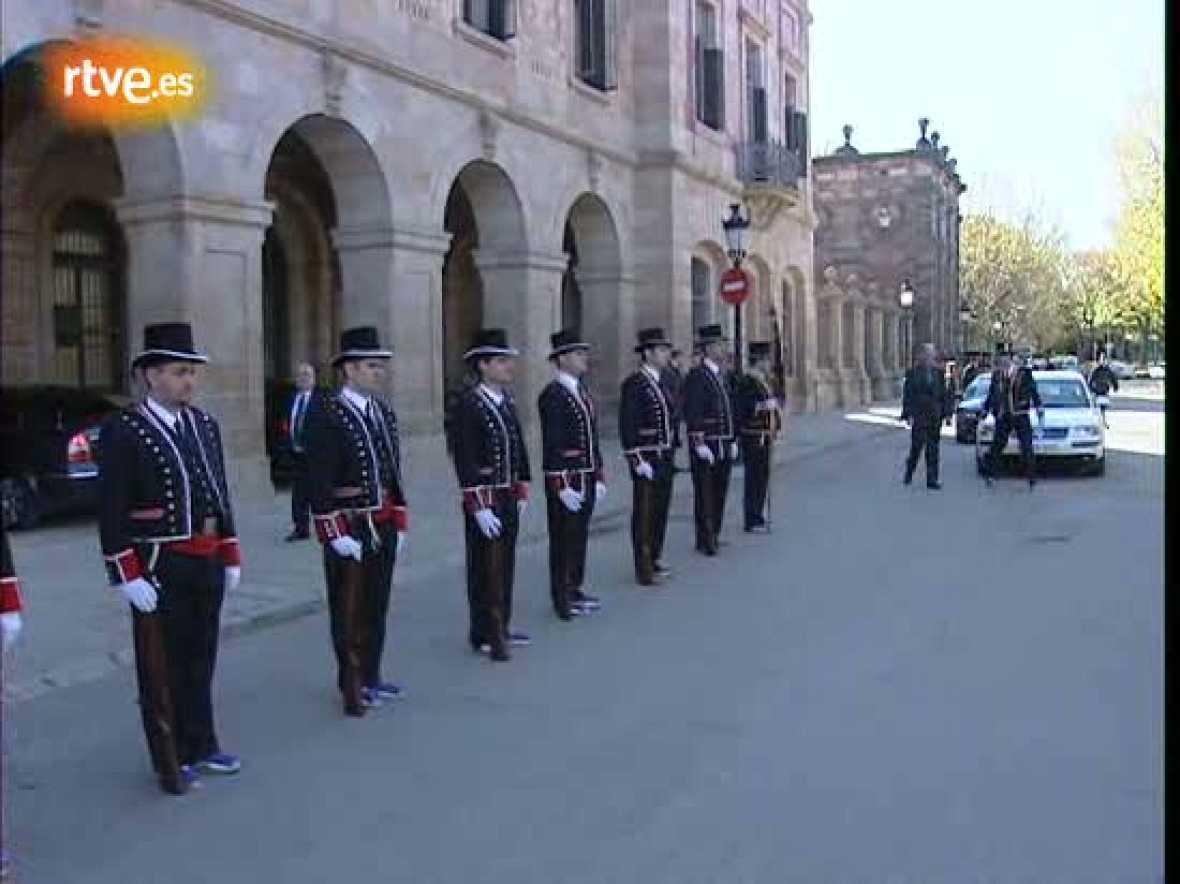 En memòria d'Heribert Barrera: 25è aniversari del restabliment del Parlament de Catalunya