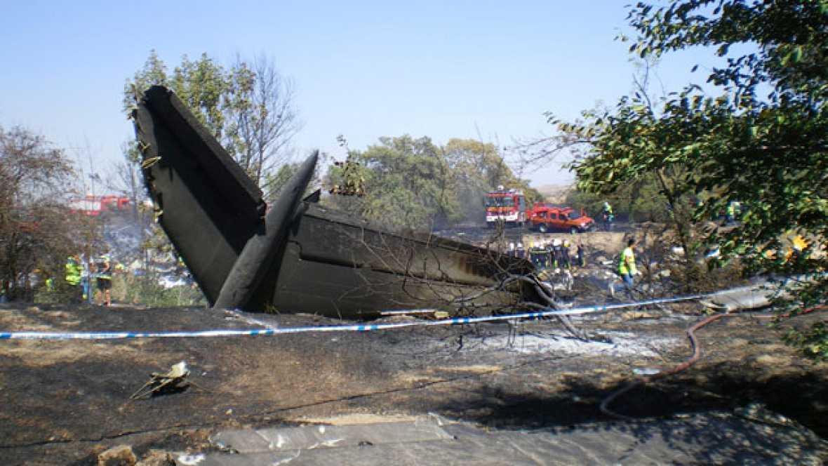 Los pilotos del avión de Spanair configuraron mal la nave, según el último informe