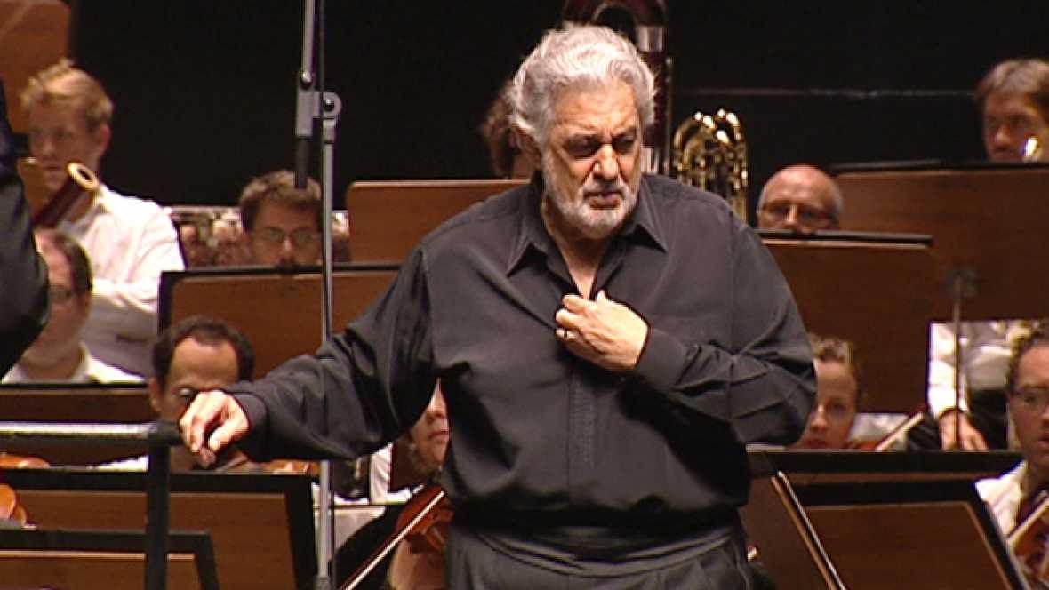 Daniel Baremboim y Plácido Domingo protagonizan dos conciertos en España