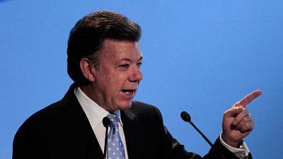Primer año de Gobierno para Juan Manuel Santos