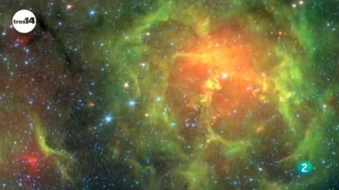 tres 14 - Universo - Ver ahora