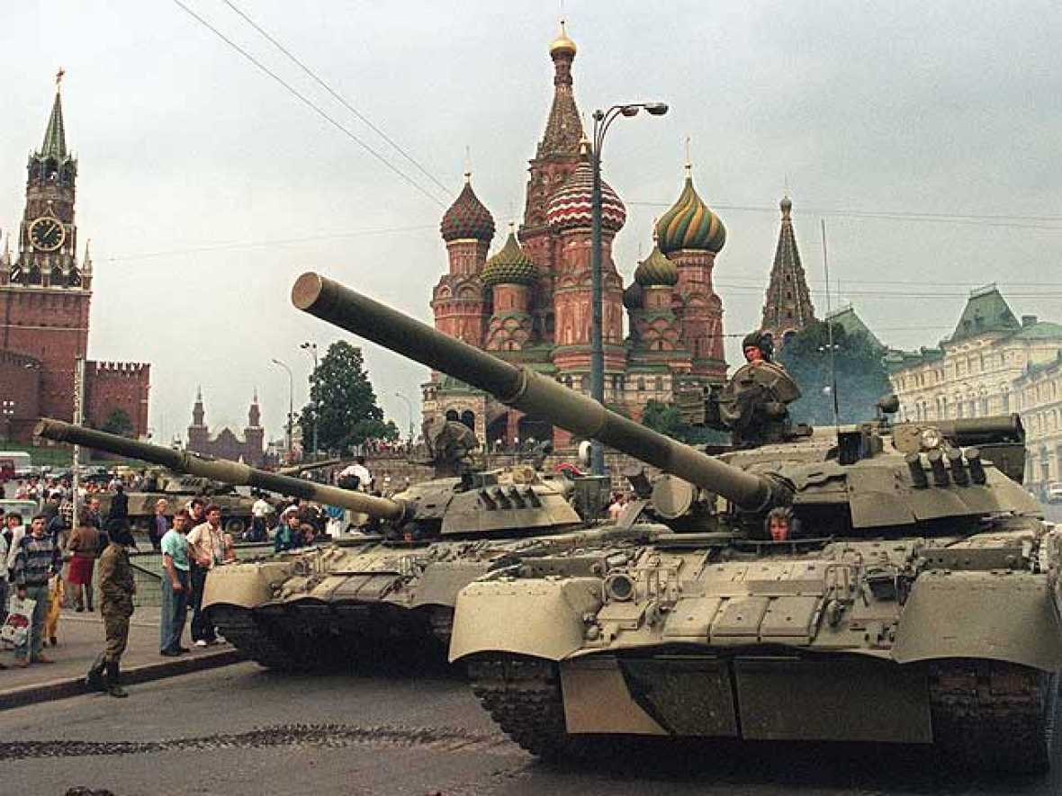 19 de Agosto de 1991: Começava o silencioso colapso da União Soviética