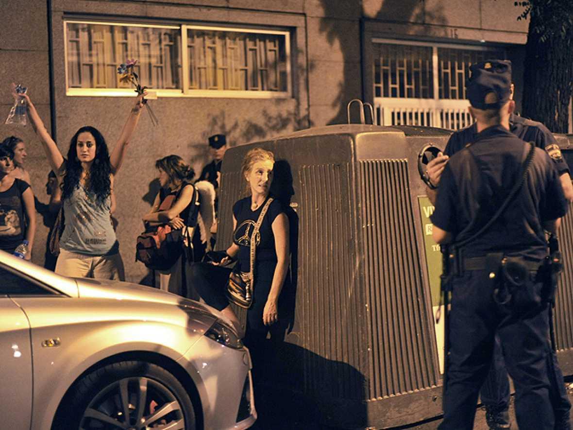 La policía abre una investigación sobre las agresiones a manifestantes laicos