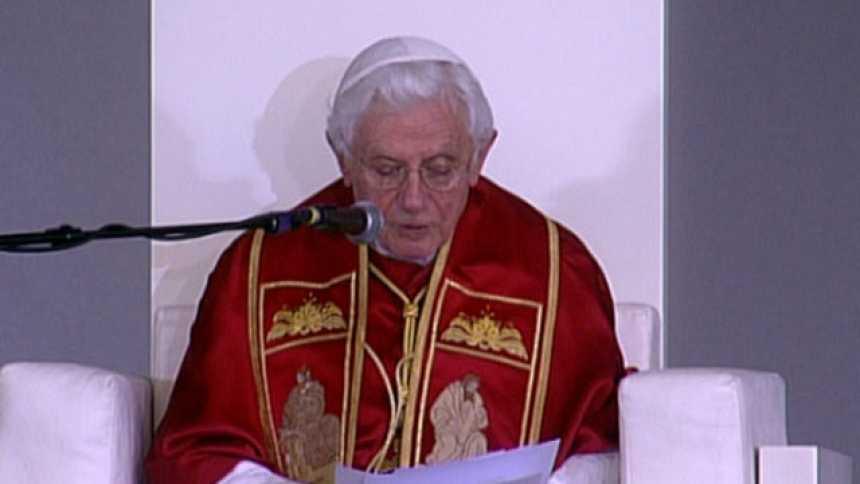Informe Semanal: Los jóvenes del papa