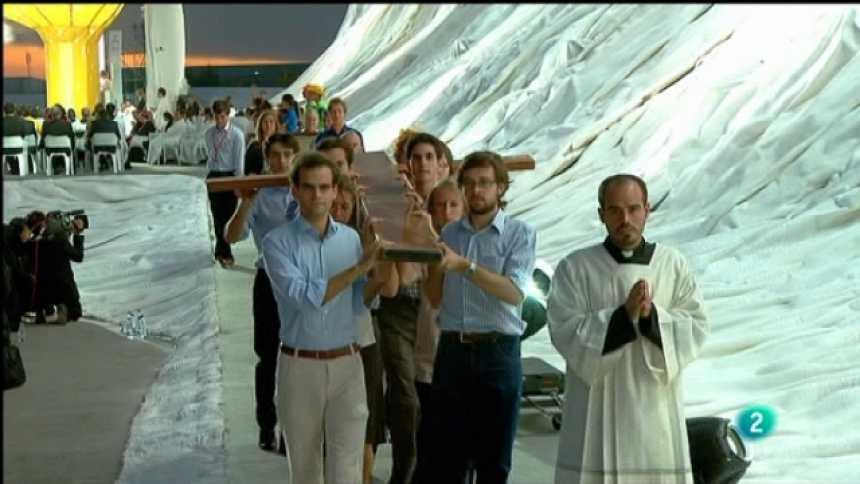 El día del señor - Especial visita S.S. el Papa Benedicto XVI - 20/08/11