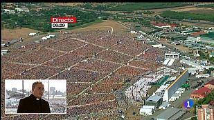 Especial informativo - Visita de S.S. el Papa Benedicto XVI - 21/08/11