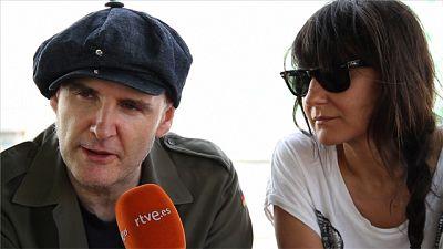 Entrevista: Amaral presenta 'Hacia lo salvaje' en Sonorama 2011