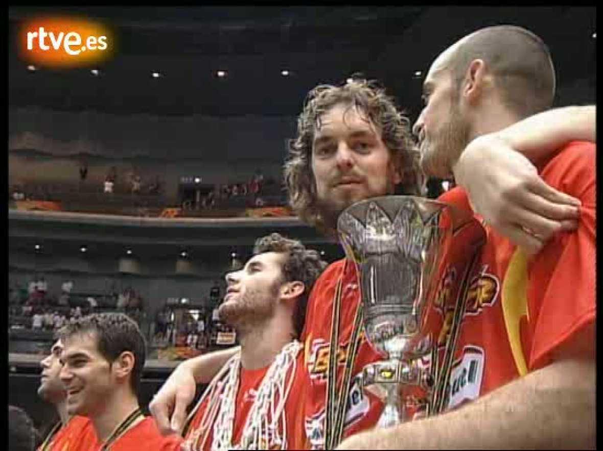 Informe semanal - El equipo de oro (2006)