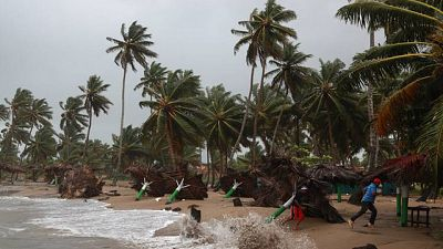 """El huracán """"Irene"""" deja tres muertos en República Dominicana"""
