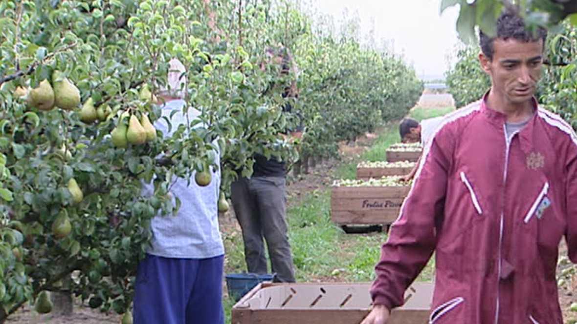 Los rumanos que vienen a España deben tramitar un permiso de trabajo