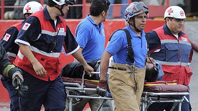 Al menos 53 muertos en un ataque a un casino de la ciudad mexicana de Monterrey