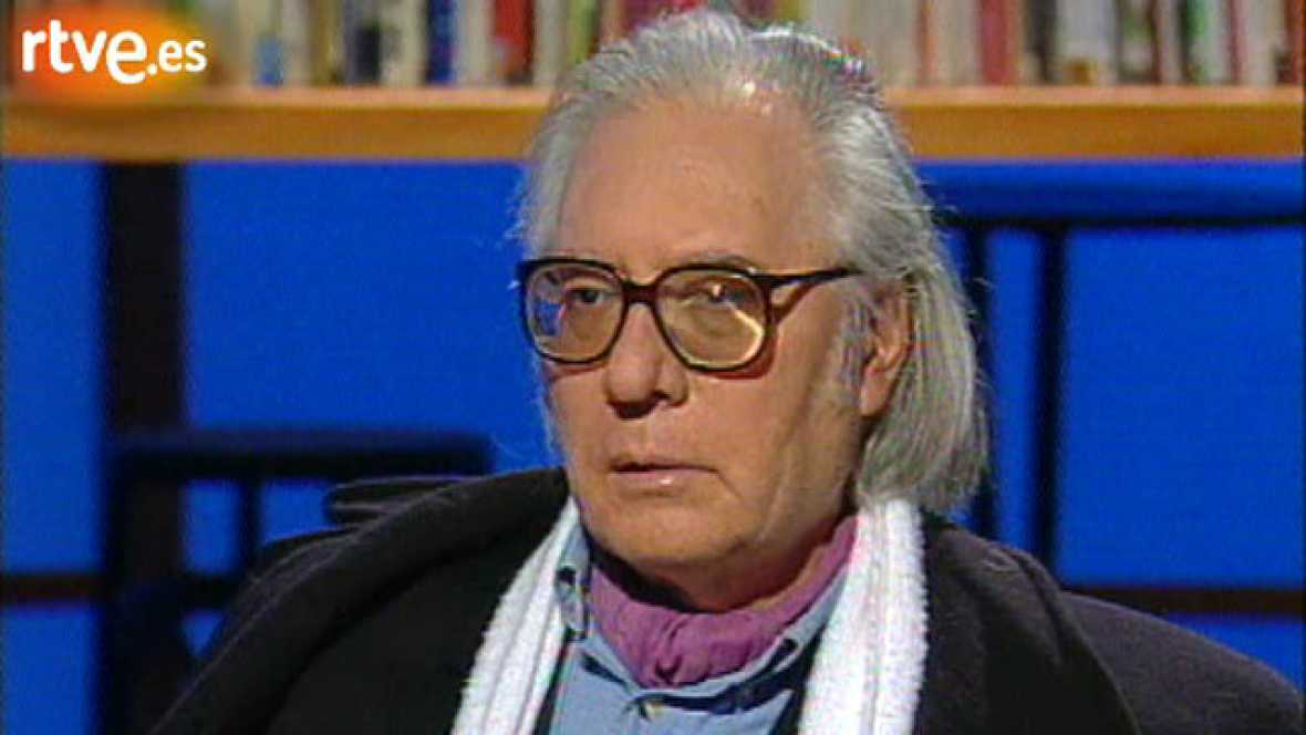 Francisco Umbral en 'Los libros' (2000)