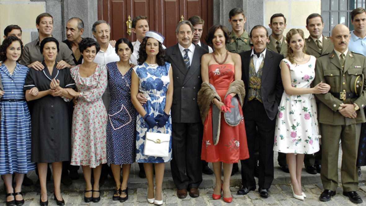 'Amar en tiempos revueltos' estrena su séptima temporada