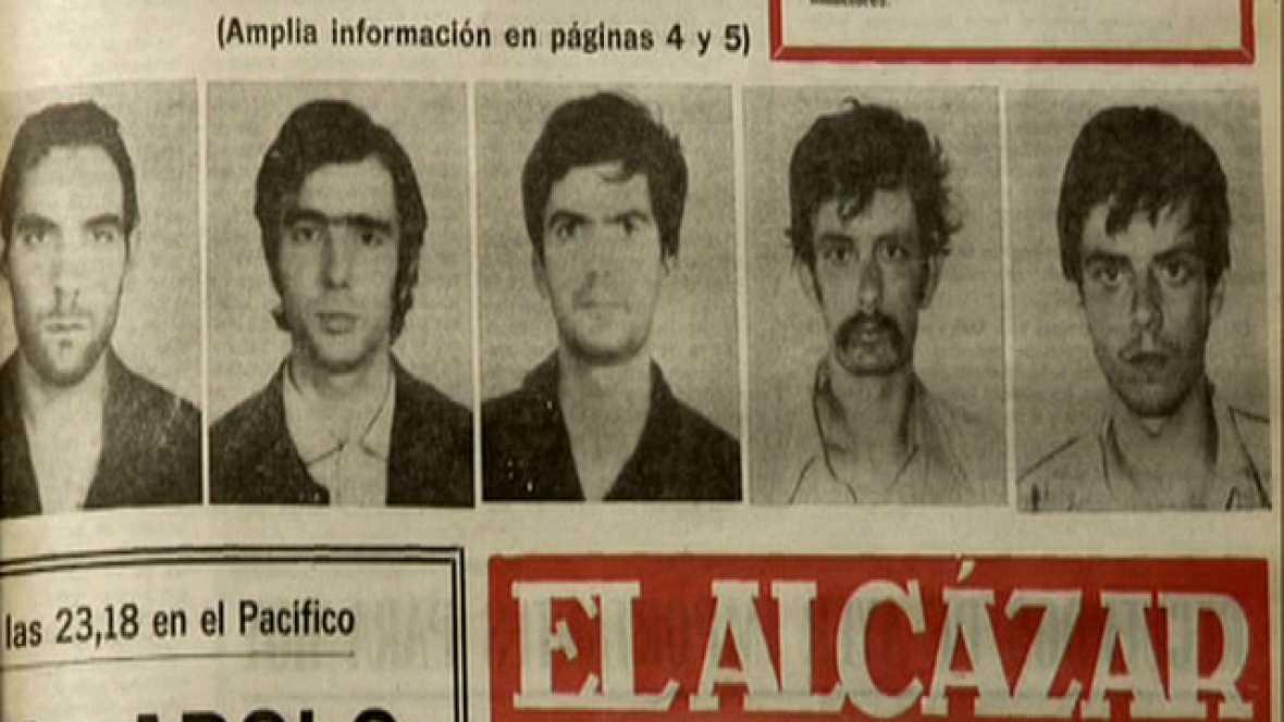 Documentos TV - Septiembre del 75 - Avance