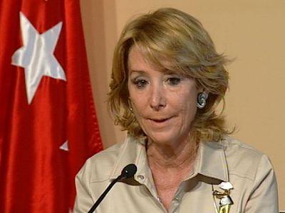 Aguirre quiere una policía autonómica en Madrid porque dice que Interior incumple la ley