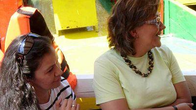 Dos periodistas asesinadas en México