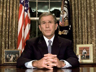 George W. Bush recuerda el 11-S en una entrevista televisiva