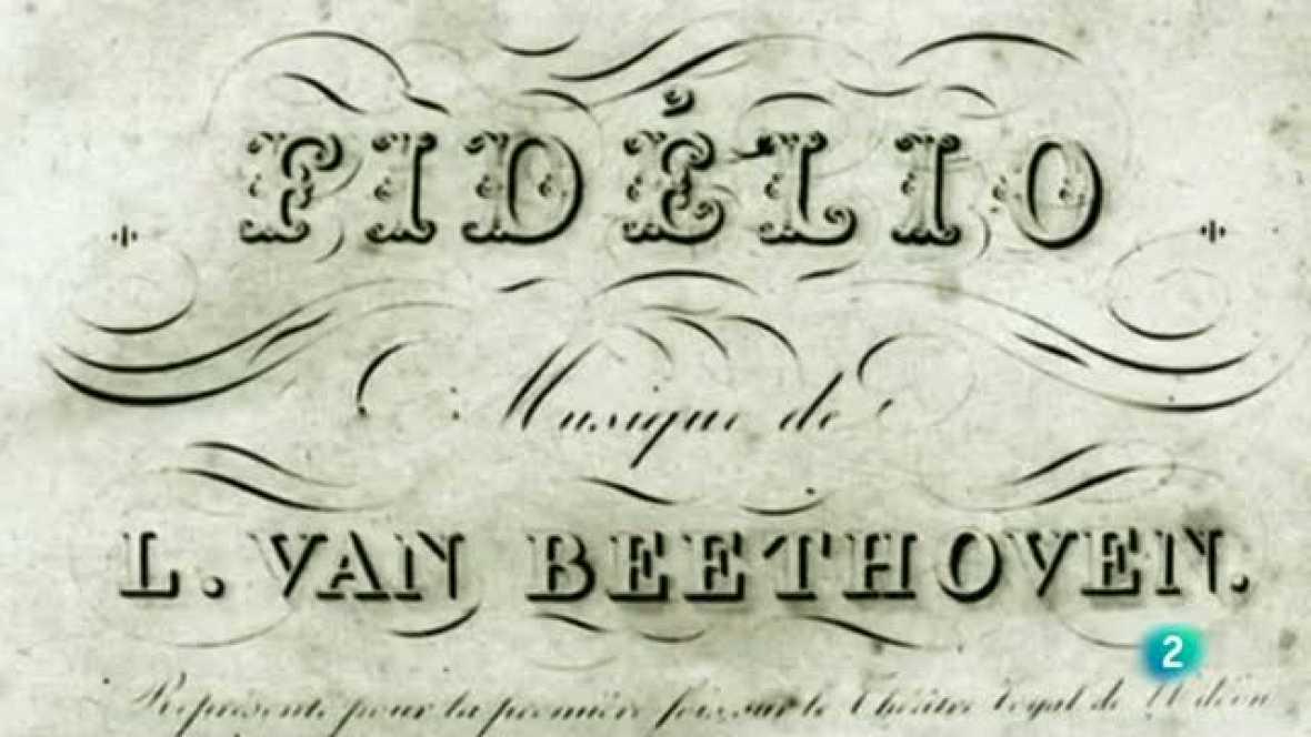 "Òpera oberta -  ""Fidelio""  de  Beethoven"