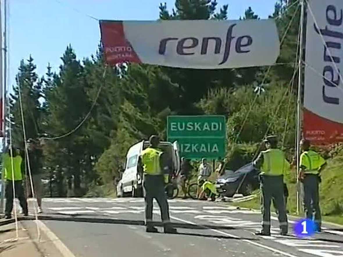 La decimonovena etapa que se disputa este viernes entre Noja y Bilbao, de 158,5 kilómetros, será la jornada en la que por fin la ronda ciclista española vuelve al País Vasco después de 33 años.