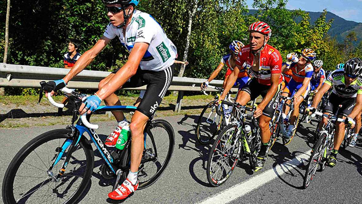 El italiano Daniele Bennati (Leopard) se apuntó al esprint la vigésima etapa de la Vuelta disputada entre Bilbao y Vitoria, de 185 kilómetros, en la que Juan José Cobo (Geox) conservó el maillot rojo a falta de la etapa final en Madrid, pero sin cant