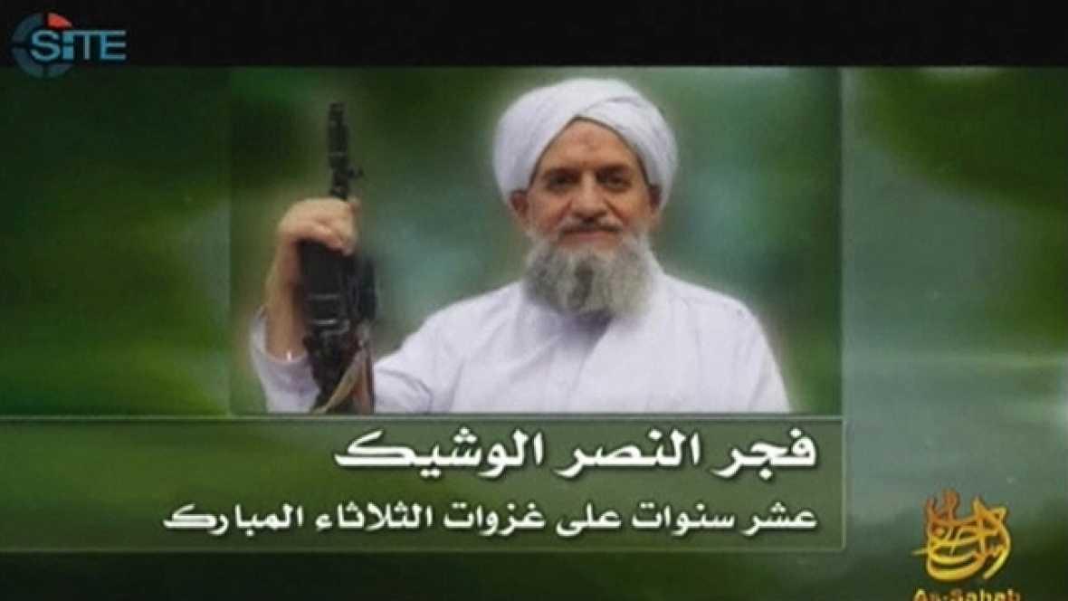El líder de Al Qaeda distribuye un vídeo en el que apoya las revueltas árabes