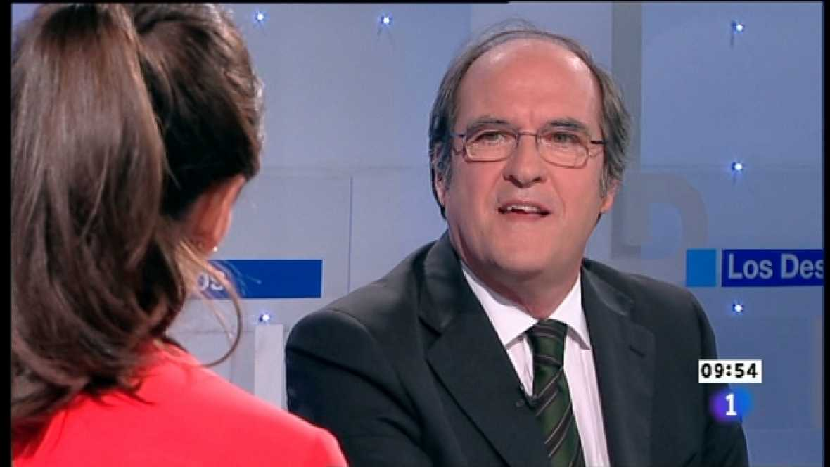 Los desayunos de TVE - Ángel Gabilondo, ministro de Educación - Ver ahora -