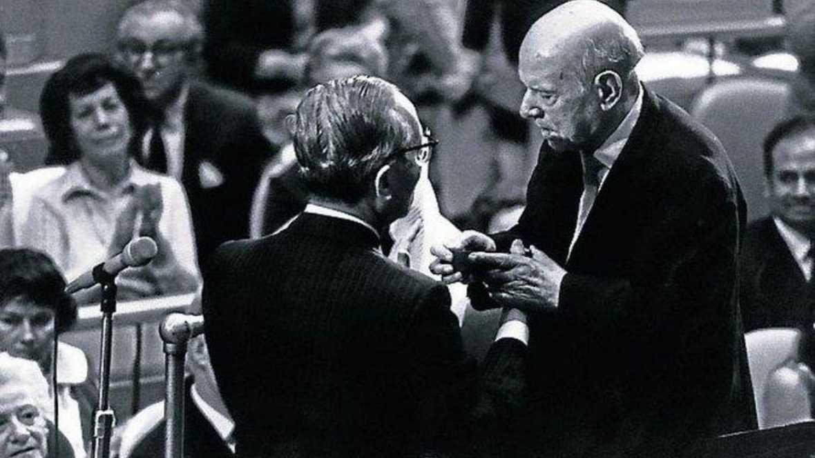 'I am a catalan', el discurs de Pau Casals davant l'ONU el 1971