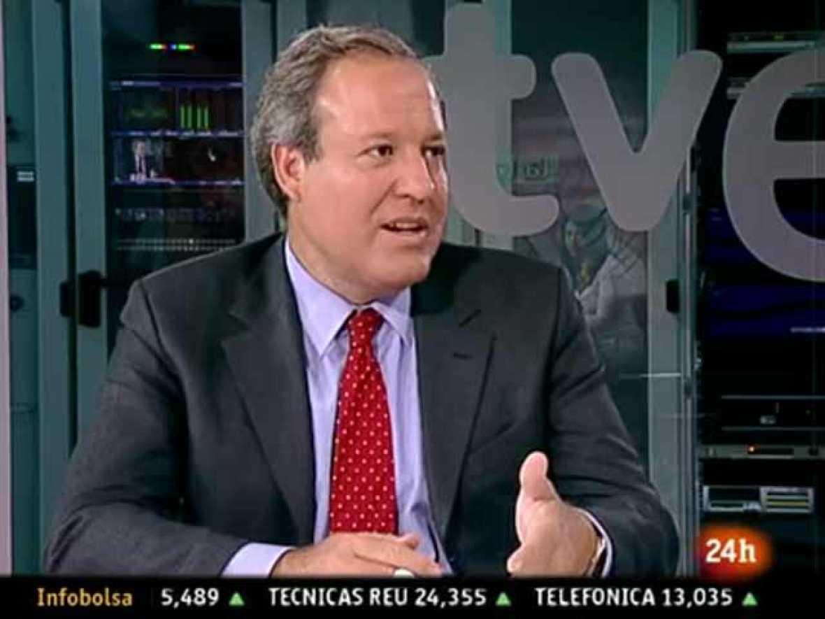 La tarde en 24 horas entrevista a Jesús Terciado, presidente de CEPYME