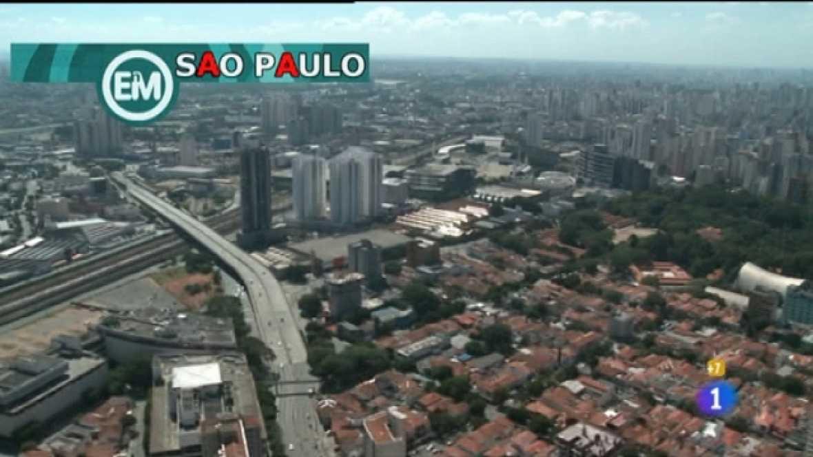 Españoles en el mundo - Sao Paulo - Ver ahora