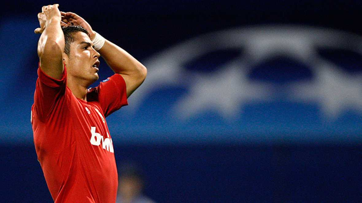 """Ronaldo: """"Que no nos pite más, es una verguenza"""""""