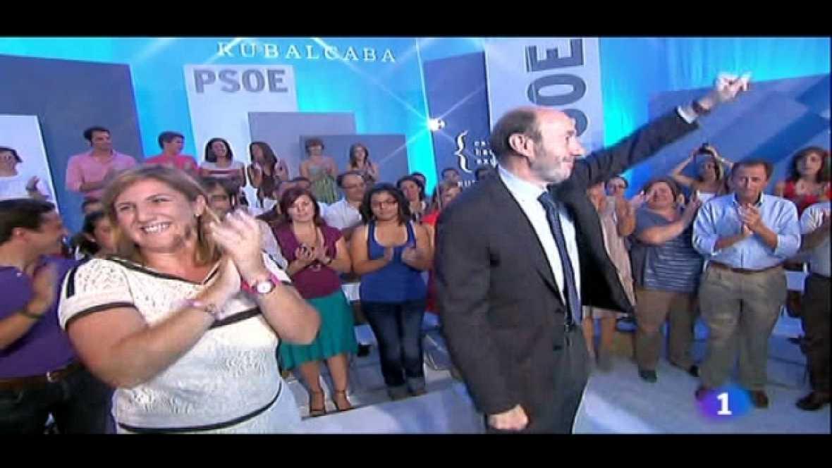 Telediario - 21 horas - 15/09/11 - Ver ahora