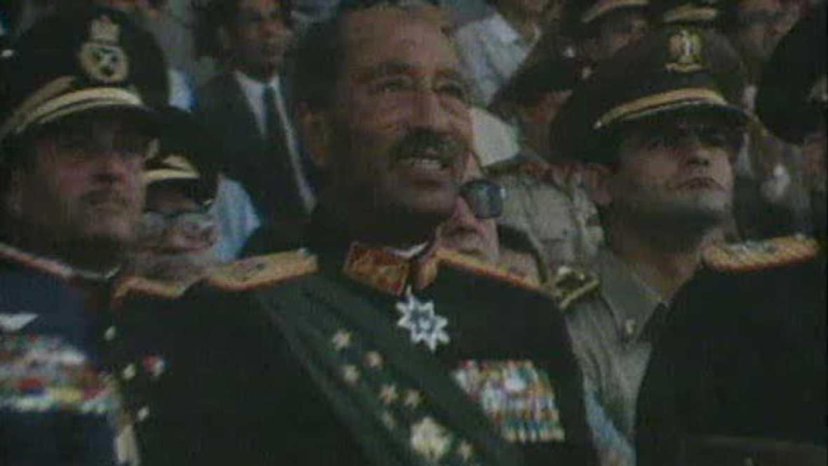 El asesinato de Sadat (1981)