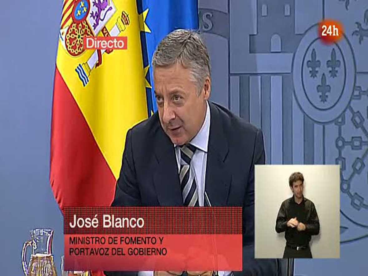 """Blanco: """"La inmensa mayoría de los españoles no va a pagar el impuesto de patrimonio"""""""