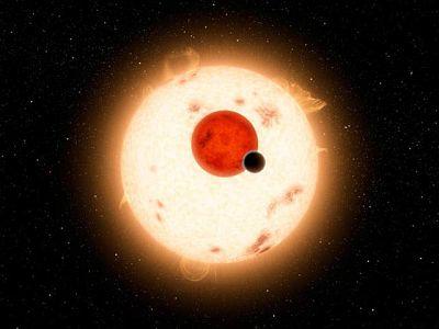 Más Gente - Descubren un planeta con dos soles, como Tatooine en 'La Guerra de las Galaxias'