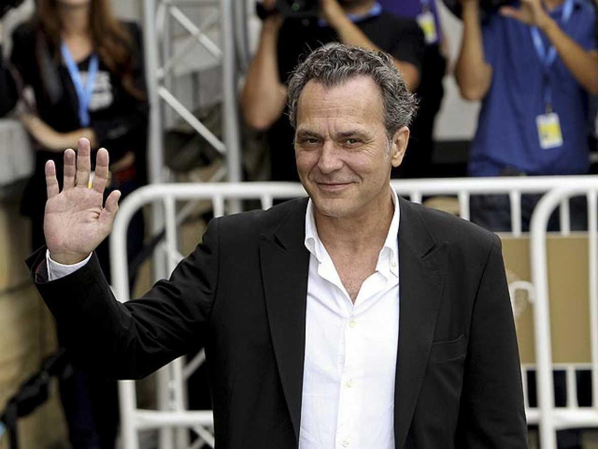 Más Gente - José Coronado presenta en San Sebastián 'No habrá paz para los malvados'