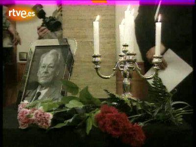 Informe semanal - Willy Brandt: la pasión por la libertad
