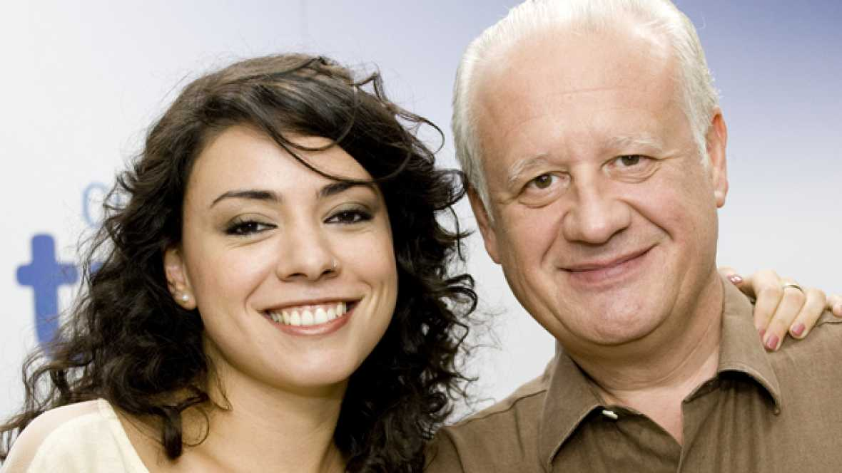 Cuéntame cómo pasó - Entrevista a Ana Arias y Juan Echanove