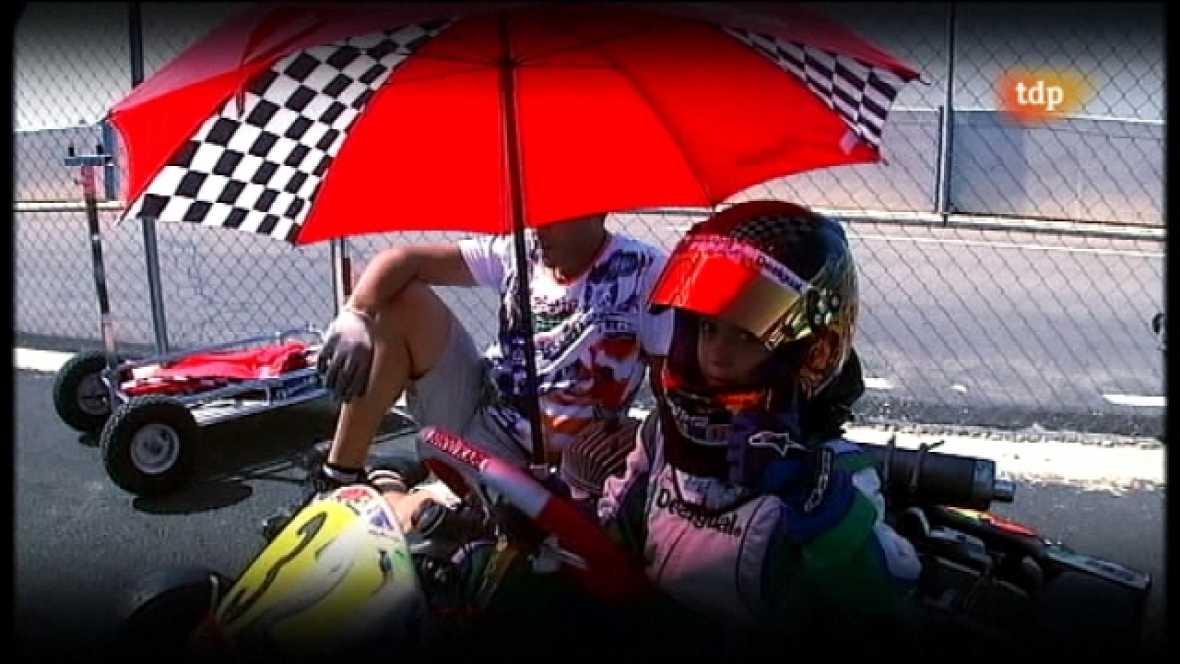 AUTOMOVILISMO. Campeonato de España de Karting - 22/09/11 - Ver ahora