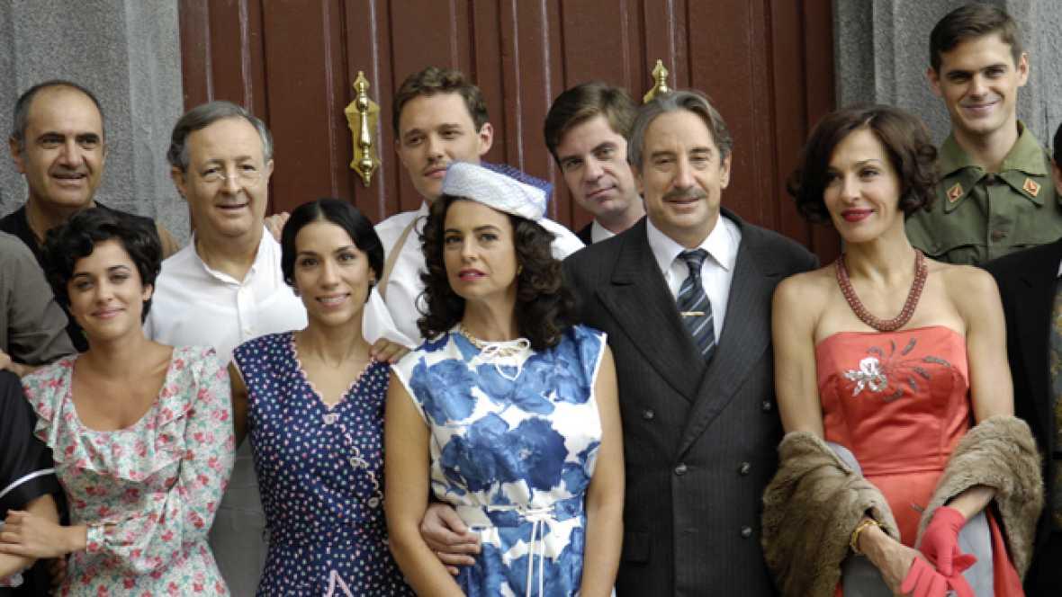 Amar - Los actores de la séptima temporada se enfrentan a nuestro test