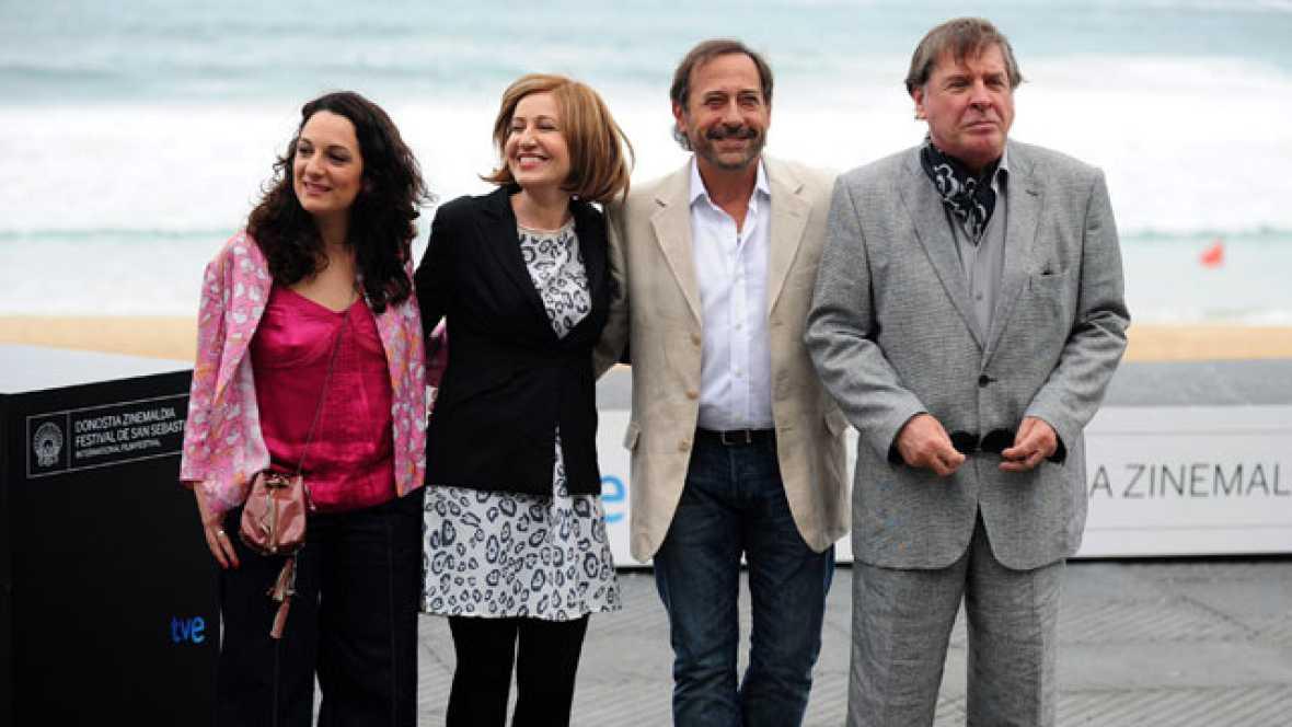 Con el  festival de San Sebastián ha vuelto quedar demostrado que TVE forma parte del paisaje de todos.