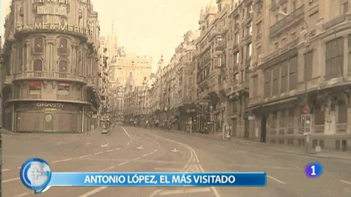 Éxito Antonio López en el Thyssen