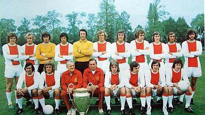 El tricampeonato del Ajax de Cruyff