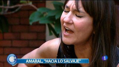 """Nuevo álbum de Amaral, """"Hacia lo salvaje"""""""