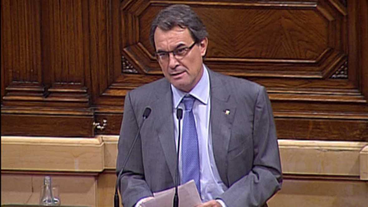 Duras críticas a las palabras de Artur Mas sobre el castellano que hablan los niños andaluces o gallegos