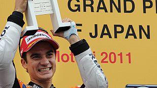 Pedrosa gana la carrera número 400