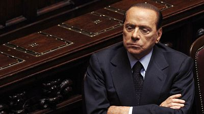 """Comienza en Milán el caso """"Ruby"""" contra Berlusconi"""