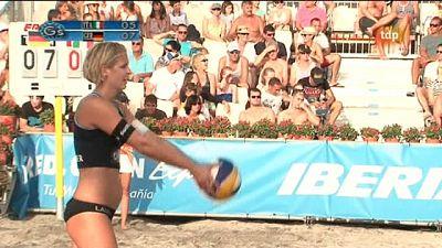 Voley playa continental - Femenino Golden set por oro - 03/10/11 - Ver ahora