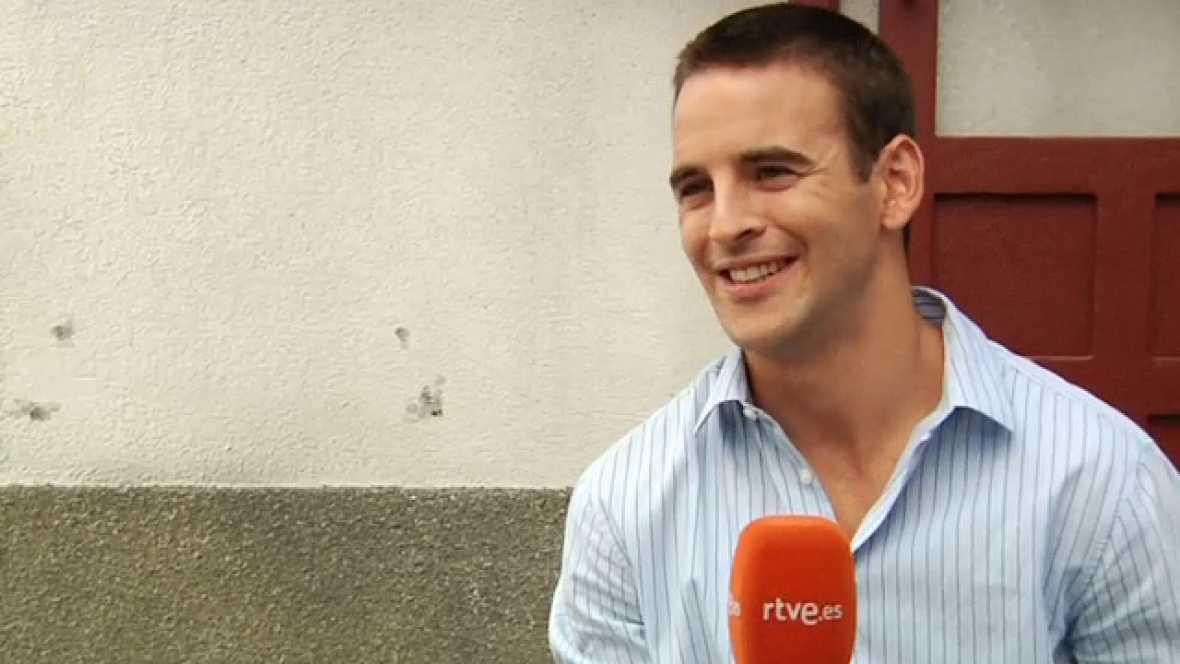 Marcos Gracia regresa a 'Amar en tiempos revueltos'
