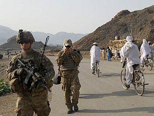 Se cumplen 10 años del inicio de la guerra en Afganistán